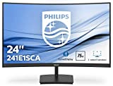 Philips 241E1SCA 59 cm (23,6 Zoll) Curved Monitor...